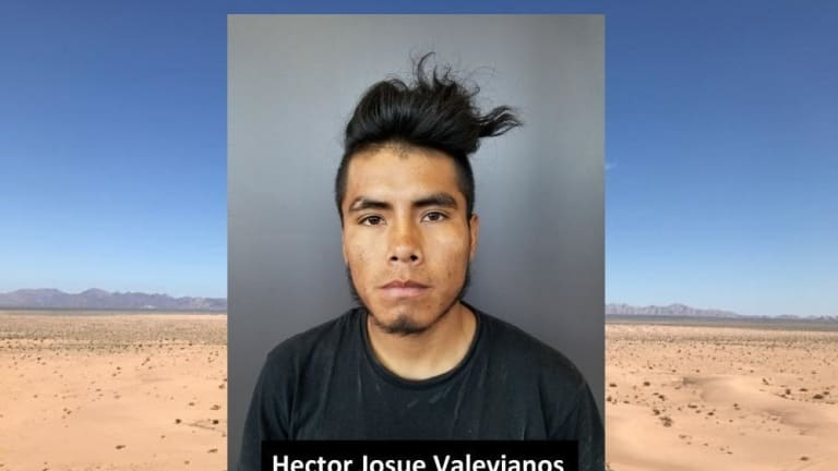UNDOCUMENTED IMMIGRANT AND REGISTERED SEX OFFENDER ARRESTED BY BORDER PATROL