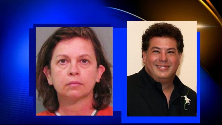 WOMAN PLEADS GUILTY TO KILLING HUSBAND BY POISONING HIM WITH EYE DROPS