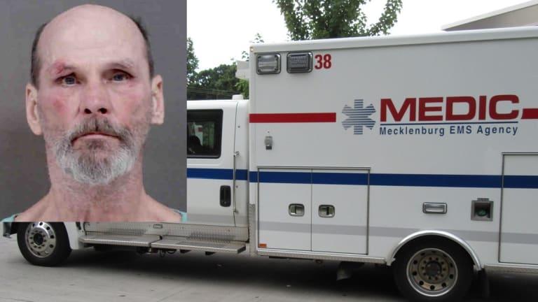 60-YEAR-OLD MAN FOUND DEAD NEAR CPCC CAMPUS