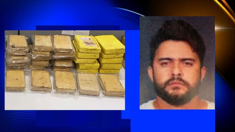 $10 MILLION WORTH OF COCAINE FOUND IN FRUIT TRUCK