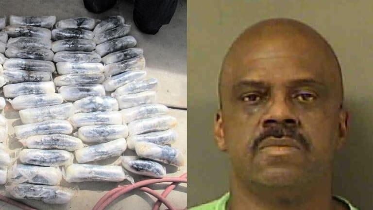 DRUG TRAFFICKER SENTENCED TO 24 YEARS FOR SELLING 50 KILOGRAMS OF METH