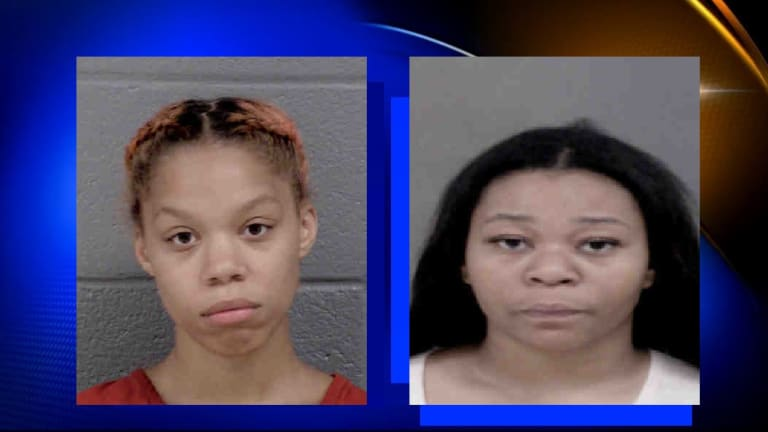 TEENAGE WOMAN ACCUSED OF ROBBING ANOTHER WOMAN OF CASH AND I-PHONE