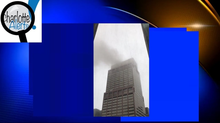HELICOPTER CRASHES INTO SKYSCRAPER BUILDING IN MANHATTAN