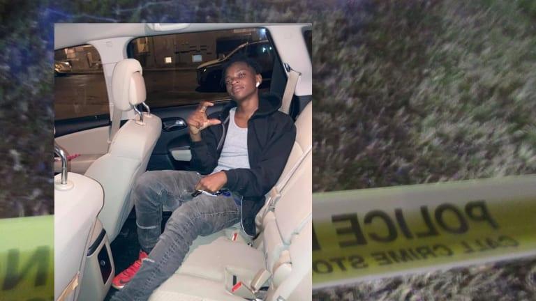 15-YEAR-OLD TEENAGE BOY SHOT TO DEATH ON TUCKASEEGEE ROAD IN A DOUBLE SHOOTING