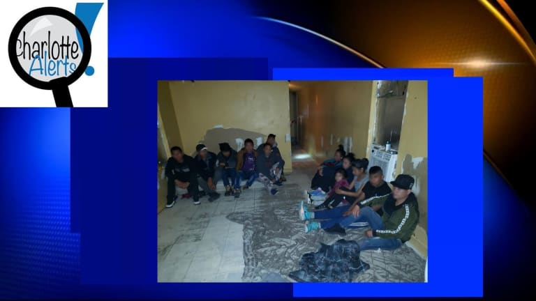 SEVERAL ILLEGAL IMMIGRANTS FOUND IN TEXAS STASH HOUSE