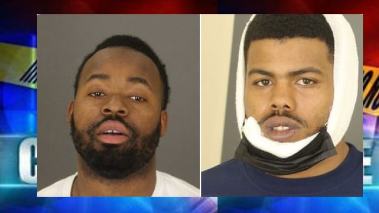 10-YEAR-OLD GIRL SHOT IN CHEST WHILE WALKING TO STORE, 2 MEN ARRESTED