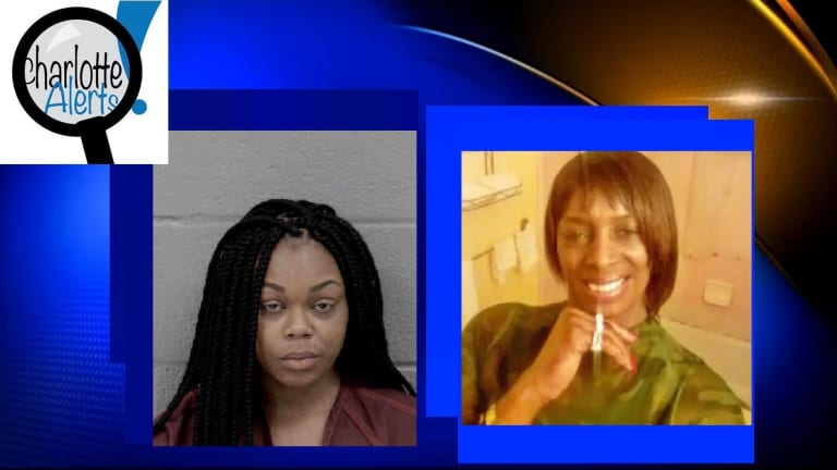 WOMAN ARRESTED, CHARGED WITH MURDER IN WEST CHARLOTTE