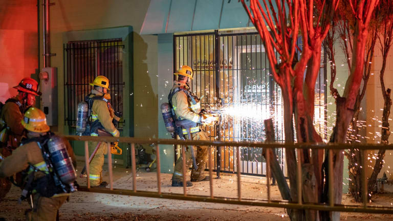 North Hollywood Fire Leads to Discovery of Grow Operation