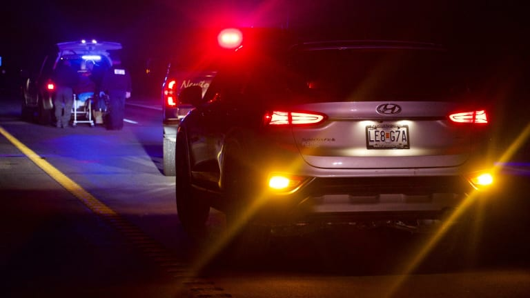 Car vs Bicycle Crash, One Has Died