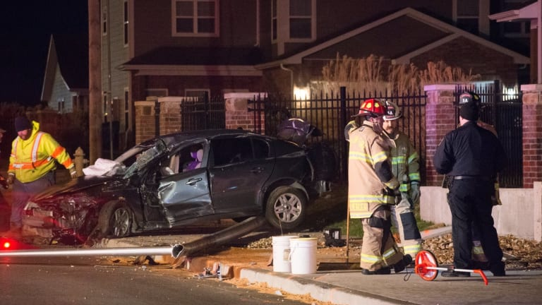 Single Vehicle Rollover Kills One Person in Joplin