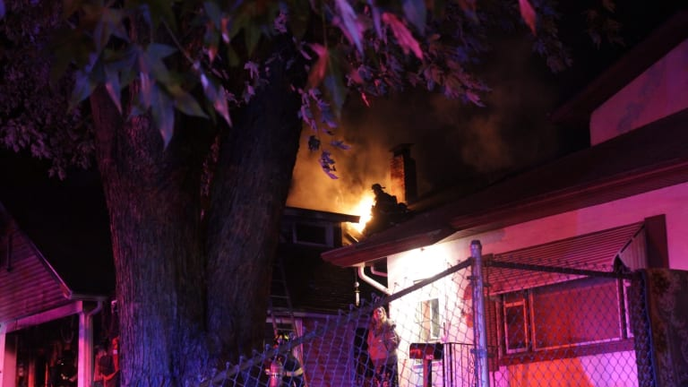 Kansas City House Fire