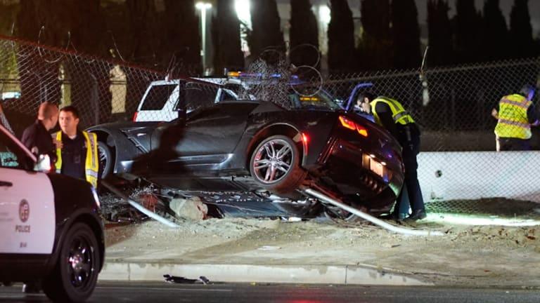 Single Vehicle Crash Shuts Down Vineland in Both Directions, Passenger Injured