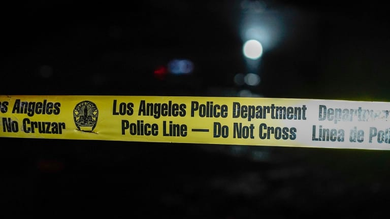 LAPD Searching for Suspect Responsible for Death of Man in North Hollywood