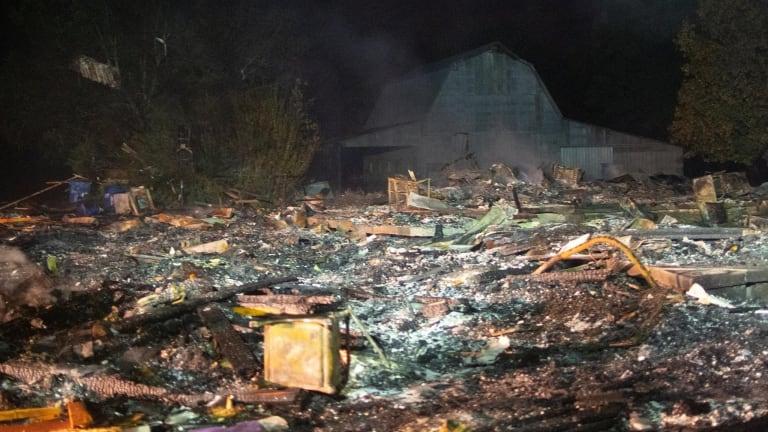 Devastating Home Explosion Kills One