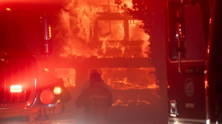 Massive Saddleridge Blaze Begins Fire Season for SoCal *UPDATED*