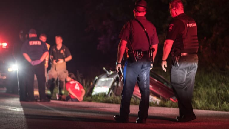 High Speed Chase Ends With One in Custody