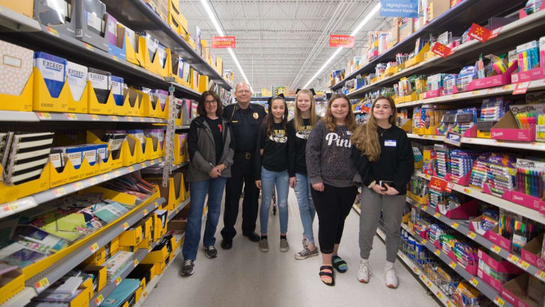 """""""Shop with a Hero"""" Event in Neosho"""