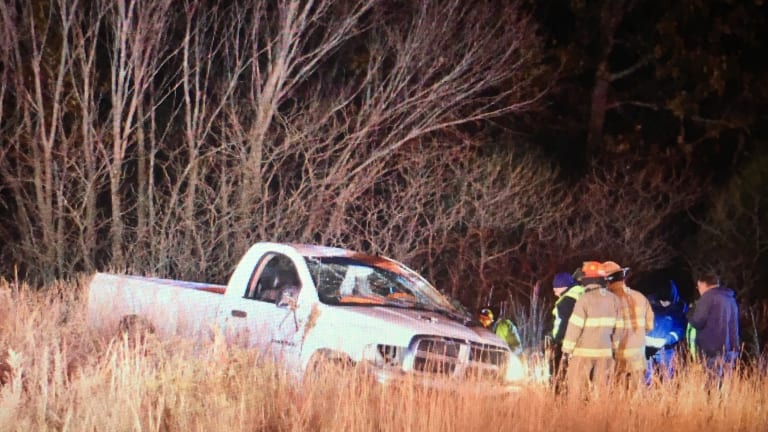 Single Car Rollover Leaves 1 Man Dead