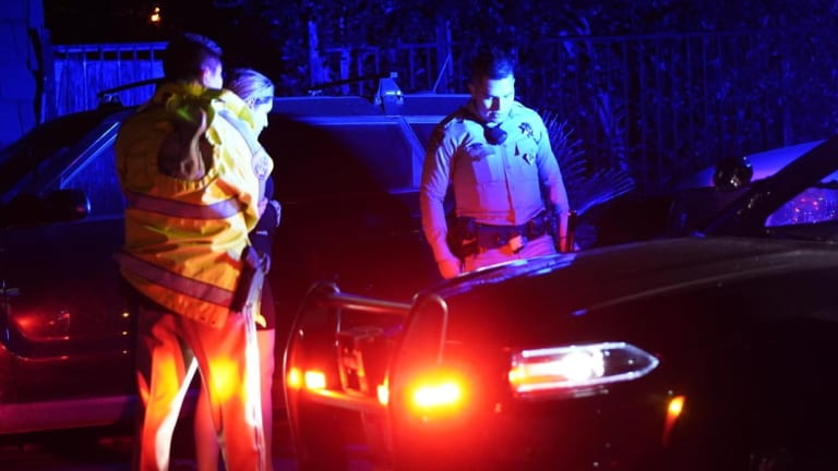 DUI Suspect Arrested After Falling Asleep During CHP Traffic Break