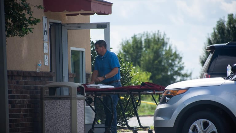 Homicide in Carthage Missouri at the Quality Inn