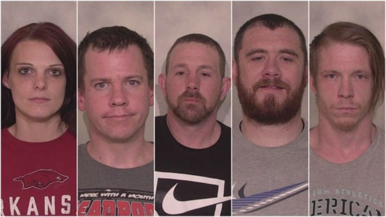 Multiple People Busted on Drug Charges in Neosho