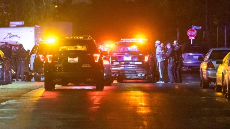 Pacoima Stolen Vehicle Pursuit
