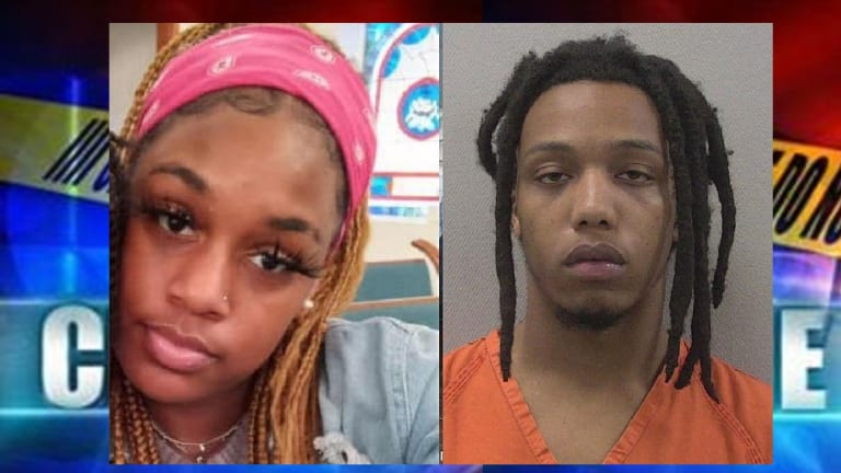 SUSPECT ARRESTED CHARGED WITH MURDER OF 15-YEAR-OLD GIRL