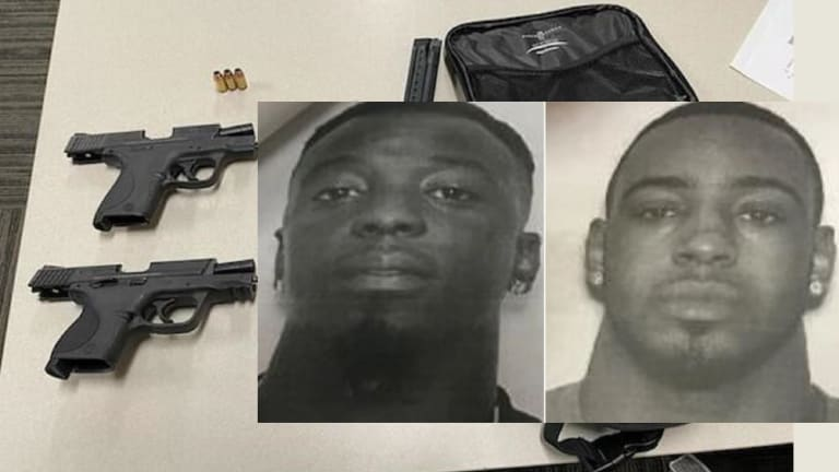 2 MEN GET IN SHOOT-OUT AT CAROLINA PLACE MALL SHOOTING