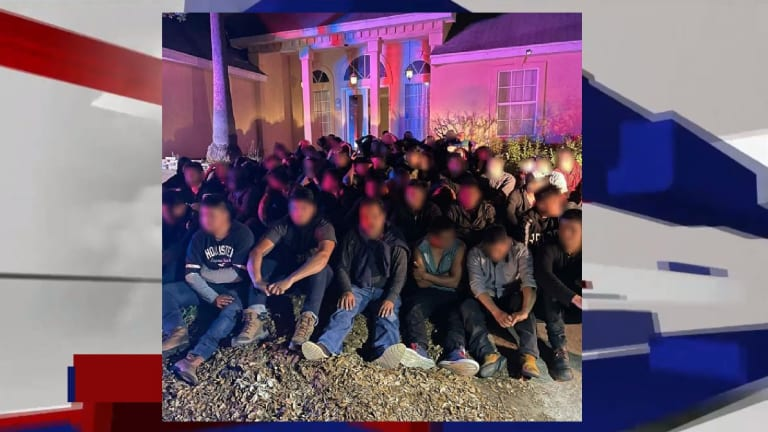 STASH HOUSE FOR ILLEGAL IMMIGRANTS GETS SHUT DOWN