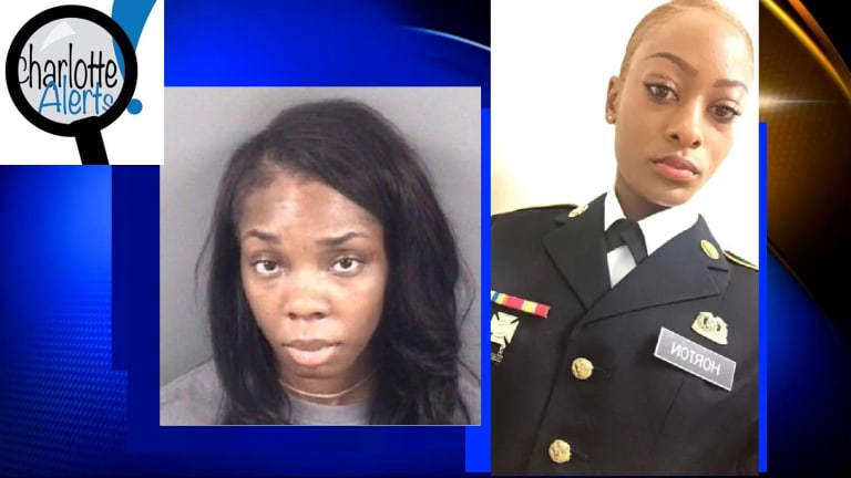FORT BRAGG SOLDIER CHARGED WITH MURDERING ANOTHER SOLDIER