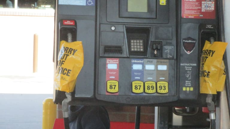 GAS STATIONS RUNNING OUT OF GAS AND RAISING PRICES, COLONIAL OIL PIPELINE HACKED