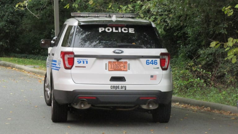 MAN SHOT AND KILLED NEAR BEATTIES FORD ROAD