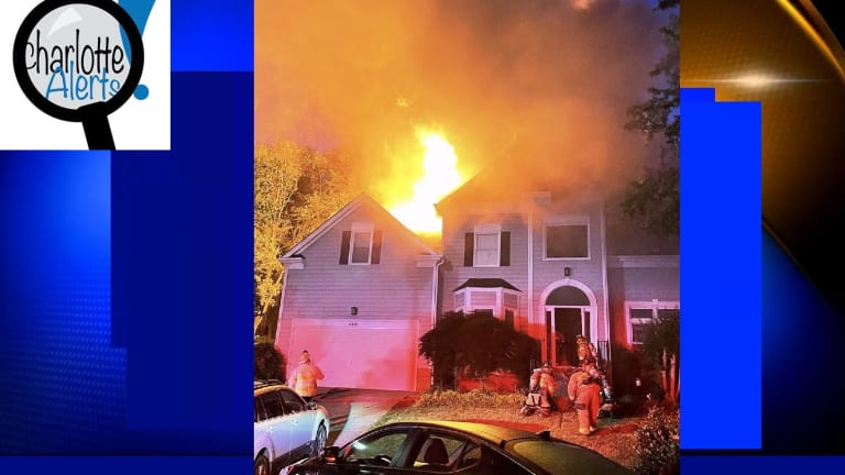 HOUSE FIRE CAUSES $200,000 IN DAMAGES