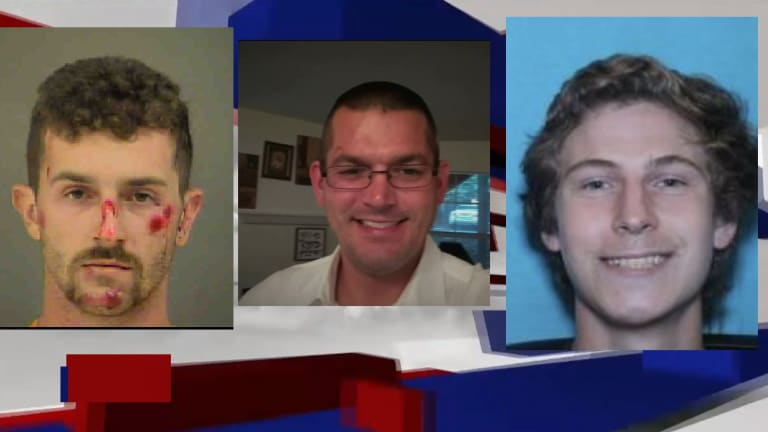 TRIPLE HOMICIDE, DEAD MAN FOUND IN WOODS, OTHERS IN HOME, 4 DEAD