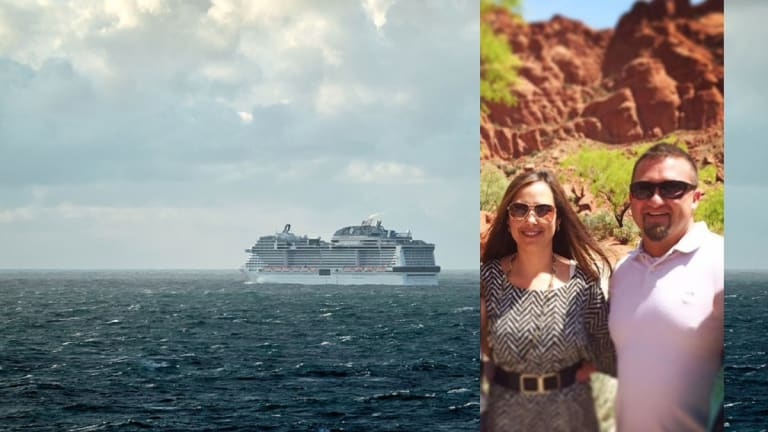 HUSBAND KILLS WIFE ON CRUISE SHIP IN FRONT OF KIDS