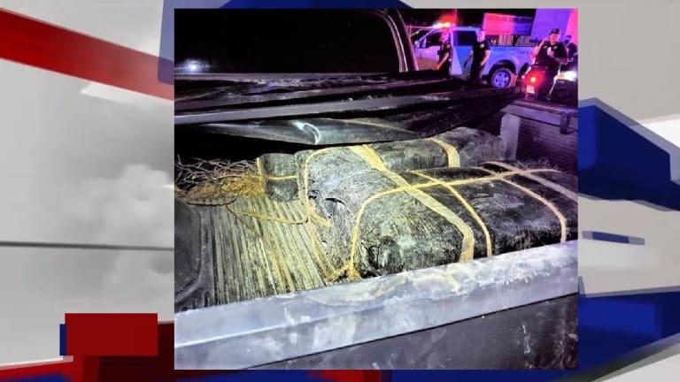 $332,000 OF MARIJUANA FOUND AFTER CAR ACCIDENT