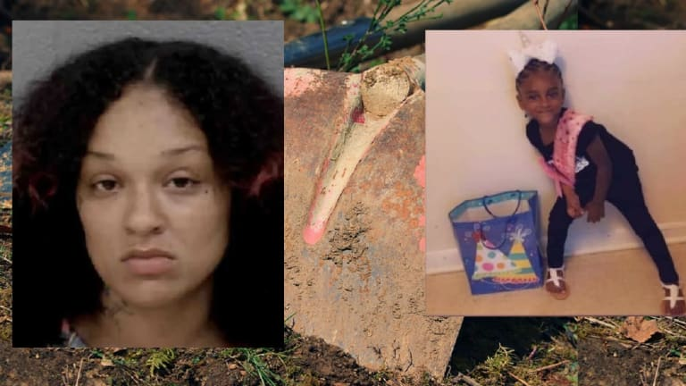 MOM MADE TEEN DAUGHTER HELP BURY HER INFANT SISTER, COPS SAY