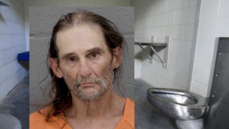 INMATE DIES INSIDE CELL AT MECKLENBURG COUNTY JAIL