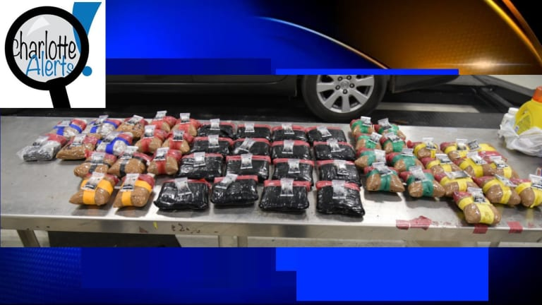 OVER $1.3 MILLION OF HEROIN FOUND IN DRUG BUST