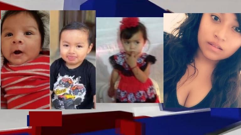 MOTHER CHARGED WITH MURDERING HER 3 KIDS
