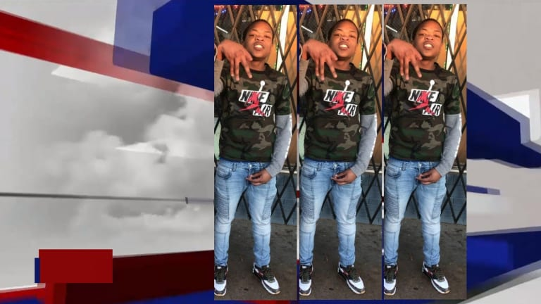 TEENAGER KILLED ON 4TH OF JULY AFTER BEING SHOT IN TRAFFIC