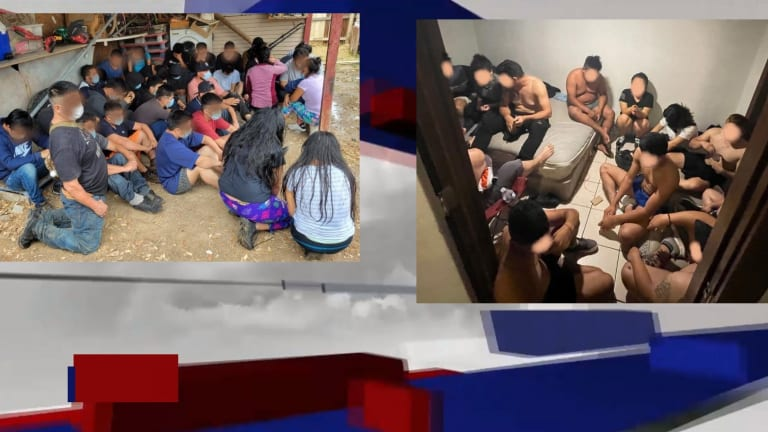 70 ILLEGAL IMMIGRANTS ARRESTED IN STASH HOUSES