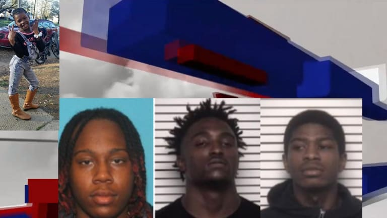 TEENS ARRESTED, CHARGED WITH MURDERING 9-YEAR-OLD GIRL