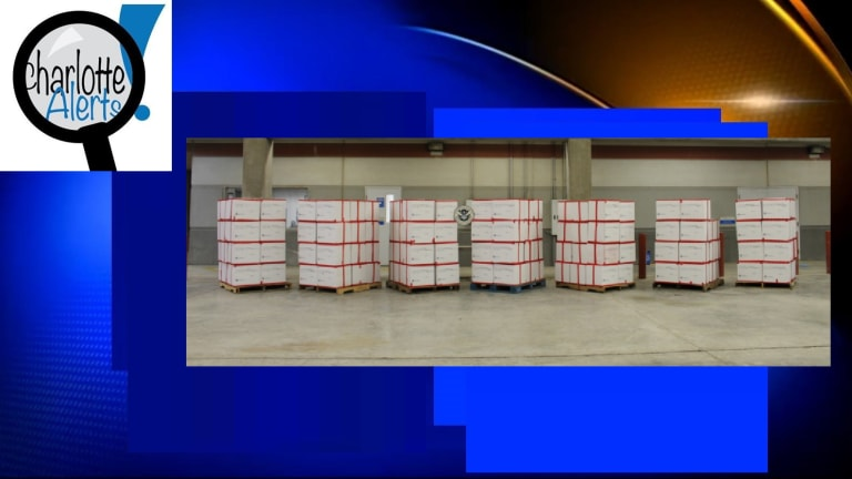 FEDERAL AGENTS SEIZE $75 MILLION WORTH OF DRUGS