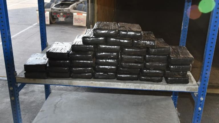 OFFICERS SEIZE COCAINE WORTH OVER $715,000