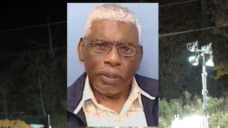 SKELETAL REMAINS OF OLD MAN FOUND IN WOODS