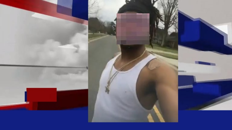 FACEBOOK LIVE VIDEO SAVES MAN FROM MURDER CHARGE
