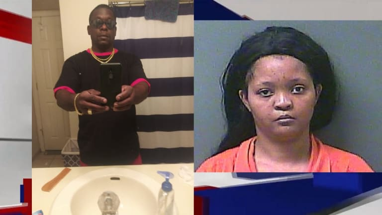 WOMAN CHARGED WITH MURDERING HUSBAND, CUT UP HIS BODY
