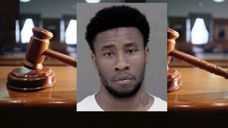 MAN ROBS CIRCLE K CONVENIENCE STORE AND GETS 10 YEARS IN PRISON