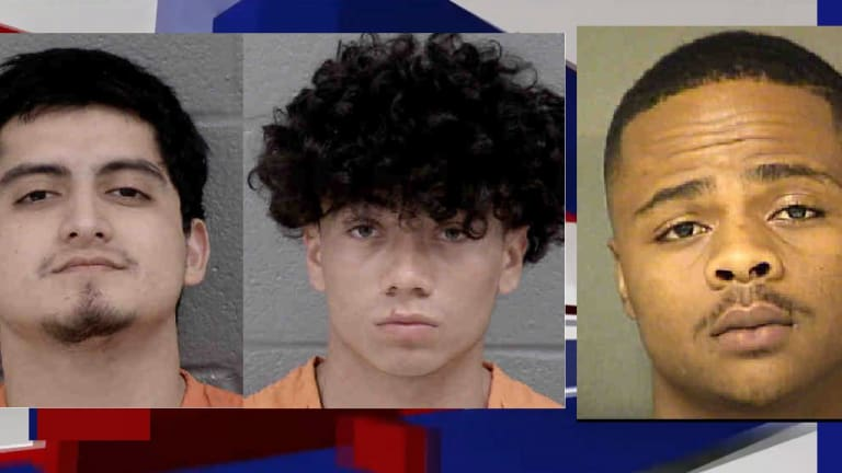 2 LATINO MEN CHARGED WITH MURDERING BLACK MAN AT CHRISTMAS TIME